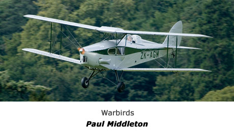 Warbirds - PAUL MIDDLETON