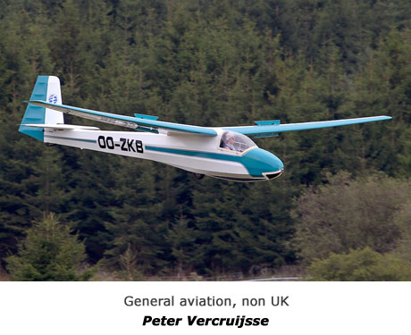 General Aviation : non UK - PETER VERCRUIJSSE