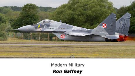 Modern Military - RON GAFFNEY