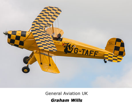 General Aviation - GRAHAM WILLS