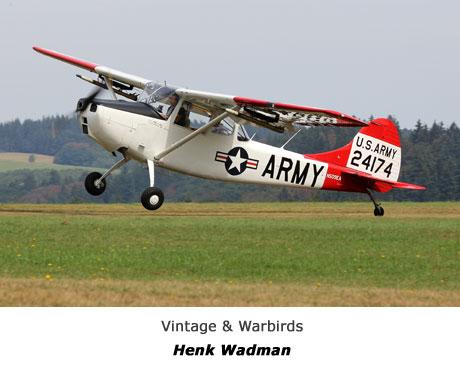 Vintage & Warbirds - HENK WADMAN