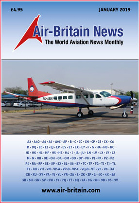 Air Britain News