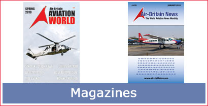 Air Britain Magazines