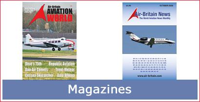 Air Britain Magazines